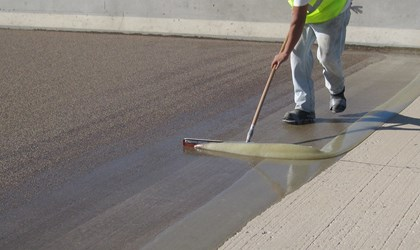 The New Generation of Concrete Crack Healer/Sealers