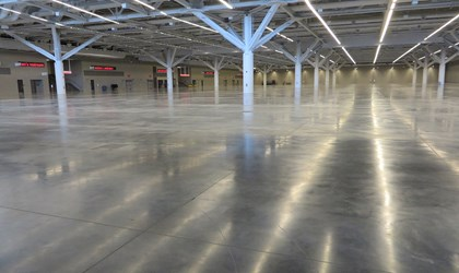 Extending Joint Spacing for Industrial and Commercial Floors