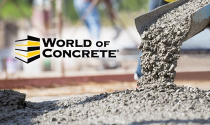 Euclid Chemical Presents Technical Seminars and New Products at World of Concrete